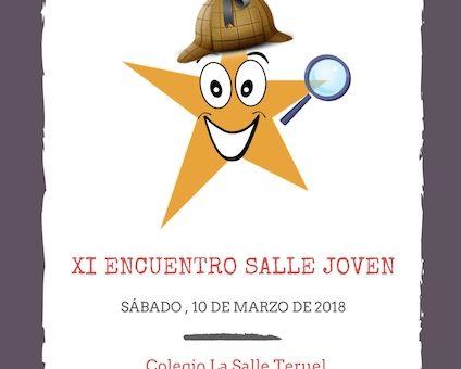 XI Encuentro Juvenil Lasaliano en Teruel